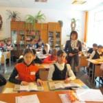 февраль 2013_Конкурс Учитель года_Суслова Е.С. молодой специалист_Нерген